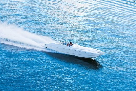 2005 Spectre 32 CS Poker run