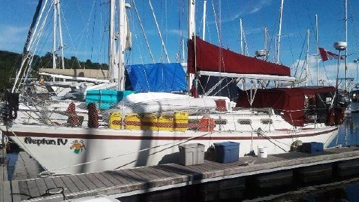 1983 Canadian Sailcraft CS 36Traditional