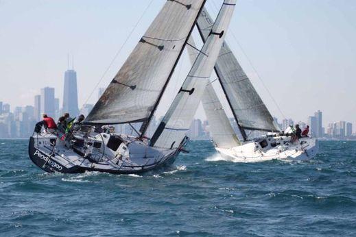 2001 Carroll Marine Farr 40