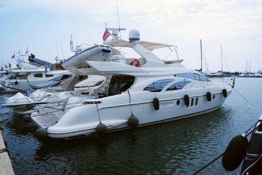 2004 Azimut 62