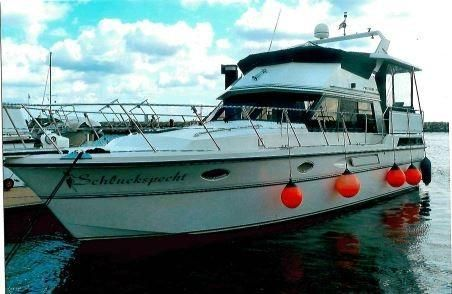 1991 Edership President Pr 37 Double Cabin/Fly