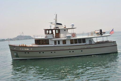 2018 Mengi Yay Trawler 24M