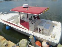 1999 Strike 29 FT Center console with cuddy