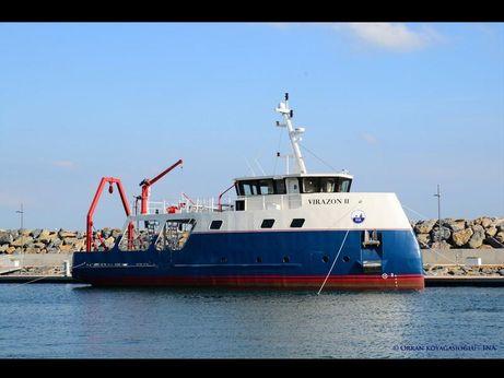 2018 Mengi Yay Trawler 25M