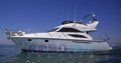 2000 Princess Yachts 38 fly