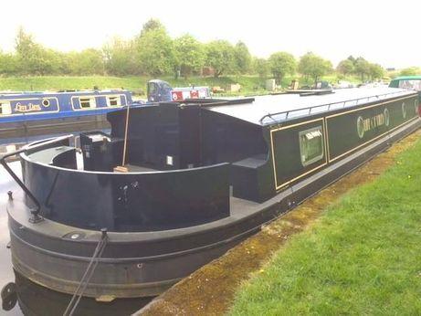 2015 Burscough Boats Wide Beam Barge 58x13