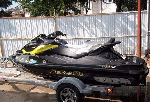 2013 Sea-Doo RXT-X aS 260