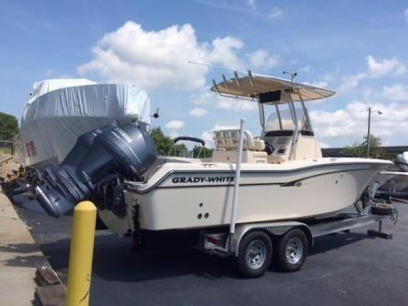 2013 Grady-White Fisherman 257
