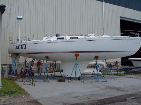 1988 J Boats J40, J 40, J/40, J-40