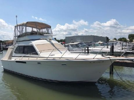1988 Egg Harbor  Freshwater Only Convertible
