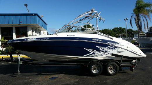 2010 Yamaha Boats AR240  High Output