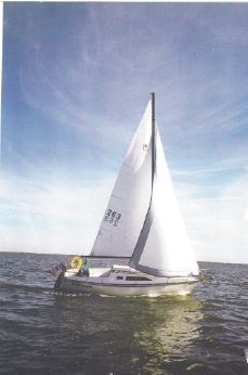1990 Precision 23 Sloop