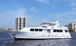2001 Broward Flybridge Motor Yacht