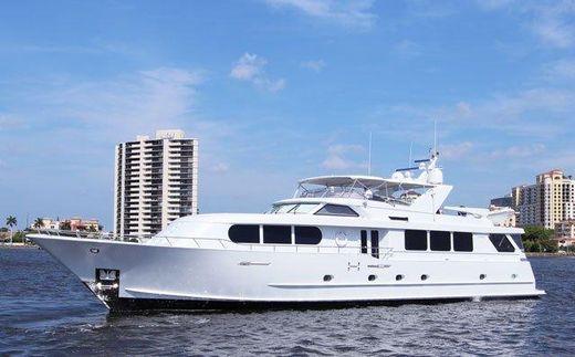 2001 Broward Flybridge Motor Yacht