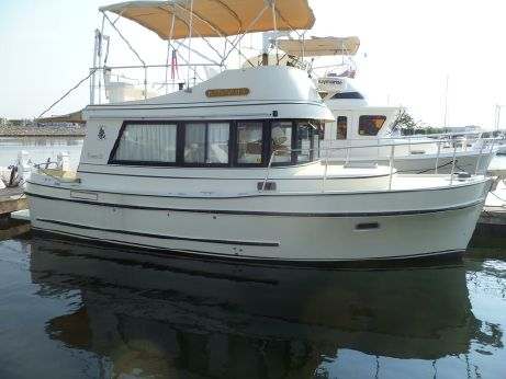 2008 Camano 31 Trawler
