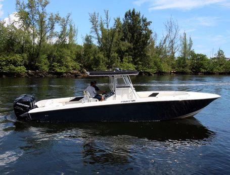 2004 Fountain 34 Sportfish CC Repowered