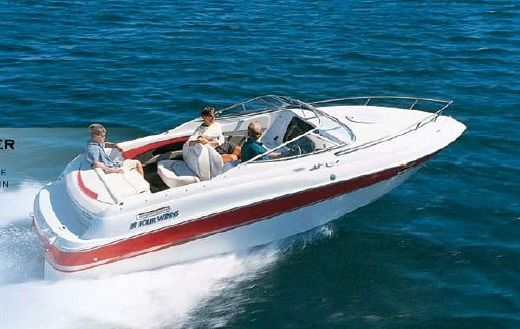 1995 Four Winns 225 Sundowner
