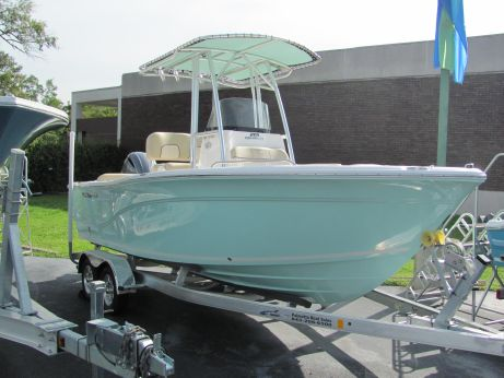 2016 Sea Fox 209 Commander