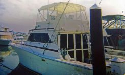 1980 Viking 2006 Repower 35 Flybridge