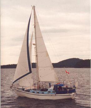 1986 Roberts 36 Cutter