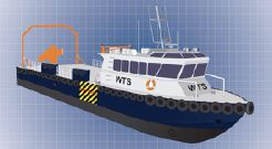 2015 New Build - 23.8m Utility Vessels