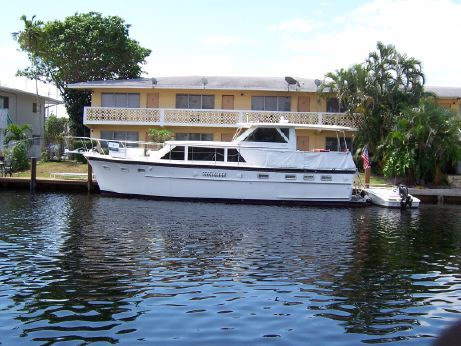 1968 Hatteras Motor Yacht