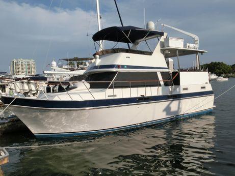 1983 Californian 38' Motor Yacht