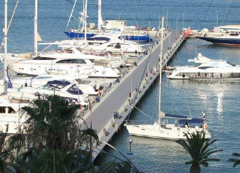 2014 Berth 6-20m In Palma De Mallorca MARINA PANTALAN DEL MEDITERRANEO