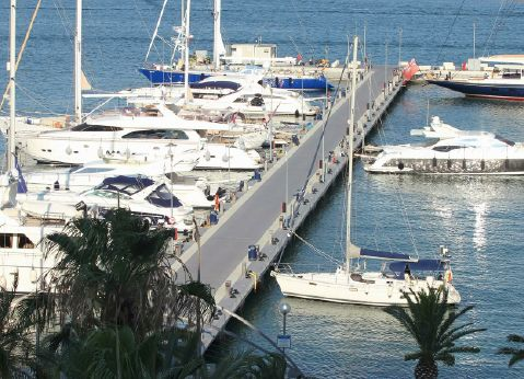 2014 Berth 2-20m In Palma De Mallorca MARINA PANTALAN DEL MEDITERRANEO
