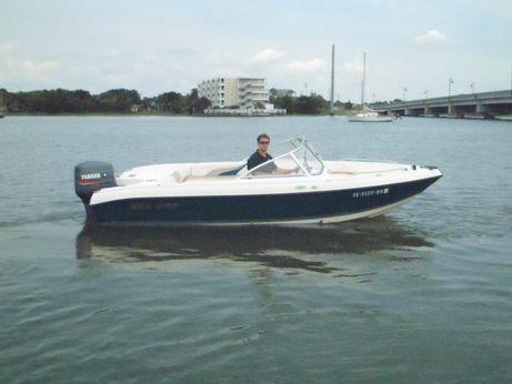 2001 Sea Pro 195 Fish & Ski