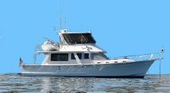 1992 Offshore Yachts 48 Sedan