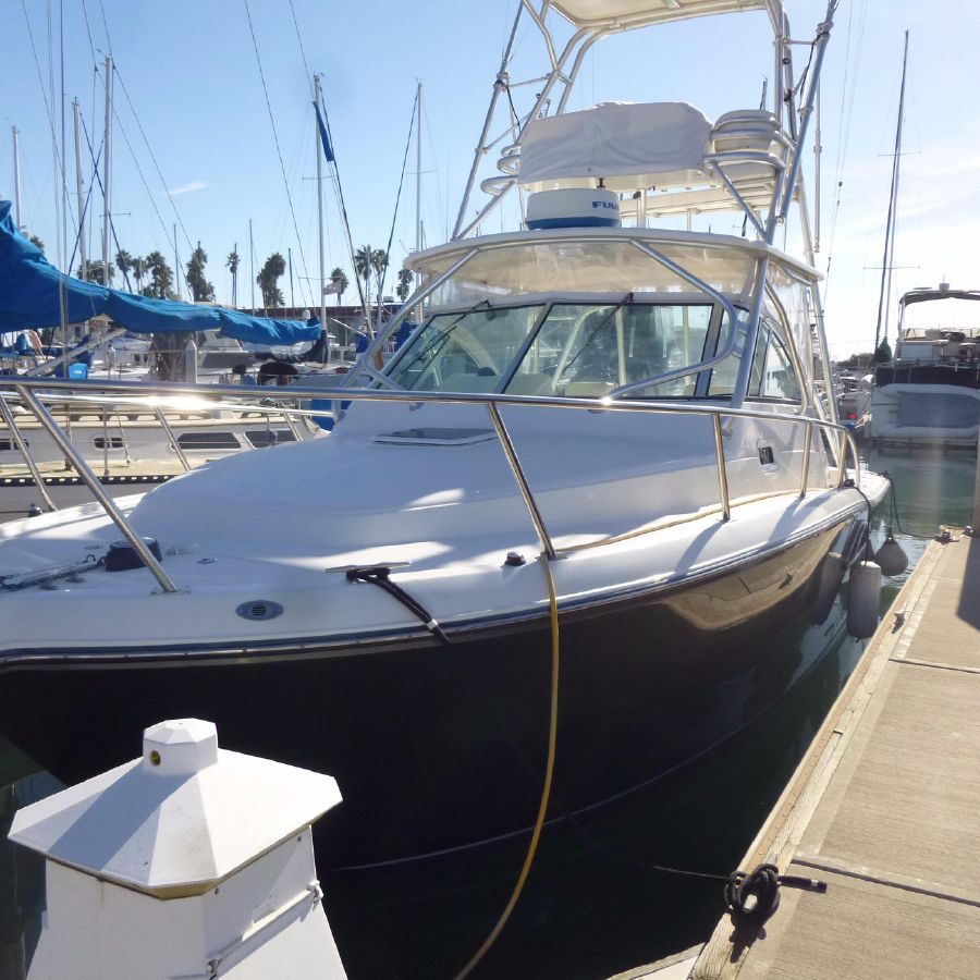 Rampage 30 Express Sportfisher for sale in Oceanside Harbor