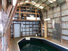 1900 Custom Canoe Cove Boathouse