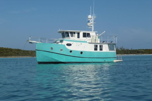 2002 Mirage Great Harbour GH37 Trawler