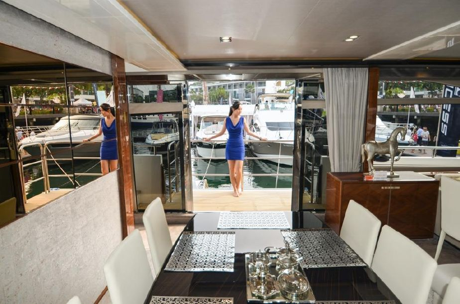 2014 Princess 88 Motor Yacht Power Boat For Sale