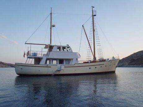 1972 Craglietto Trawler 23 m