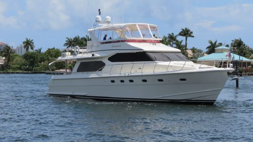 2004 Hampton Pilothouse MY
