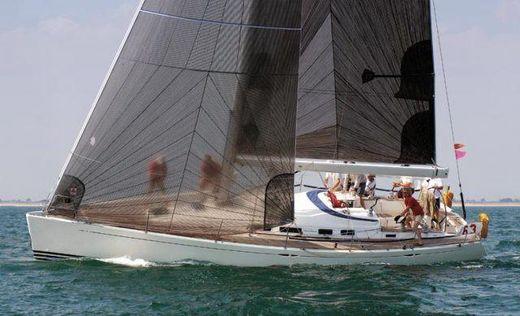 2007 X-Yachts X 43