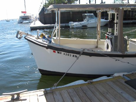 1996 Otech CENTER CONSOLE LIFEBOAT