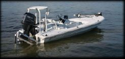 2019 Yellowfin 17 Skiff