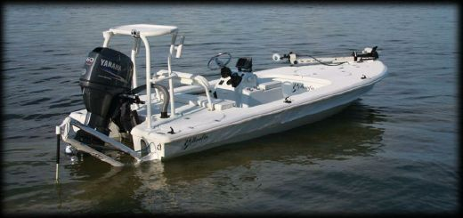 2017 Yellowfin 17 Skiff