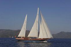 2009 Yener Yacht Laminated Mahogany Gulet