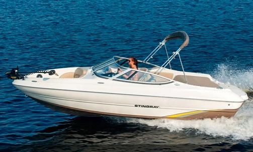 2014 Stingray 188 LF