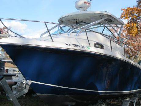 2012 Sailfish 2380 WAC