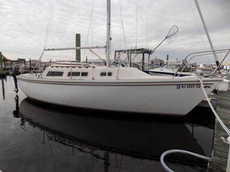 1982 Catalina 25'
