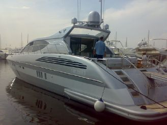2005 Cantiere Arno Leopard 24