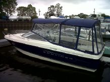 2007 Bayliner 210 Discovery Cuddy