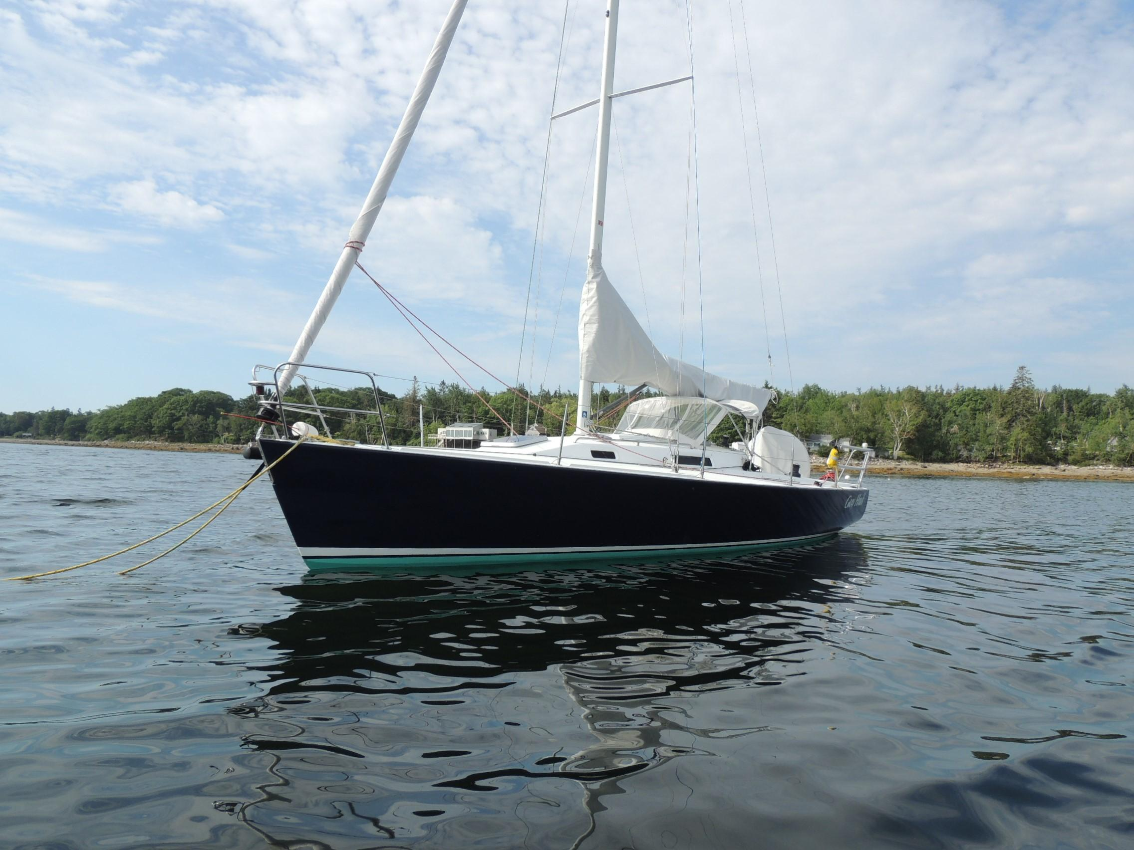 2002 J Boats J/105 Sail Boat For Sale - www.yachtworld.com