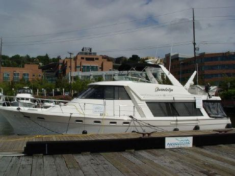 1994 Bayliner 4788 Pilothouse