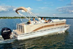 2015 Harris Flotebote Cruiser 240